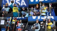 "FIS Freestyle Skiing World Cup - Park City a tutto ""Gus"""