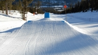 Bridger Bowl Terrain Park