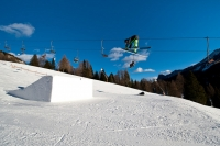 Snowpark Christomannos – Carezza